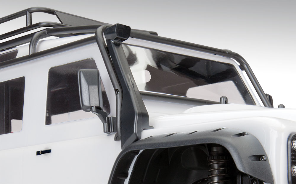 TRX-4 Replacement Bodies Now Available! | Traxxas