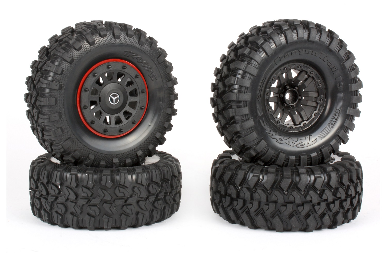 Adding Canyon Trail tires