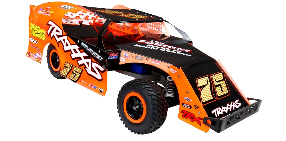 How To Convert A 2WD Slash Into A Dirt Oval Race Truck