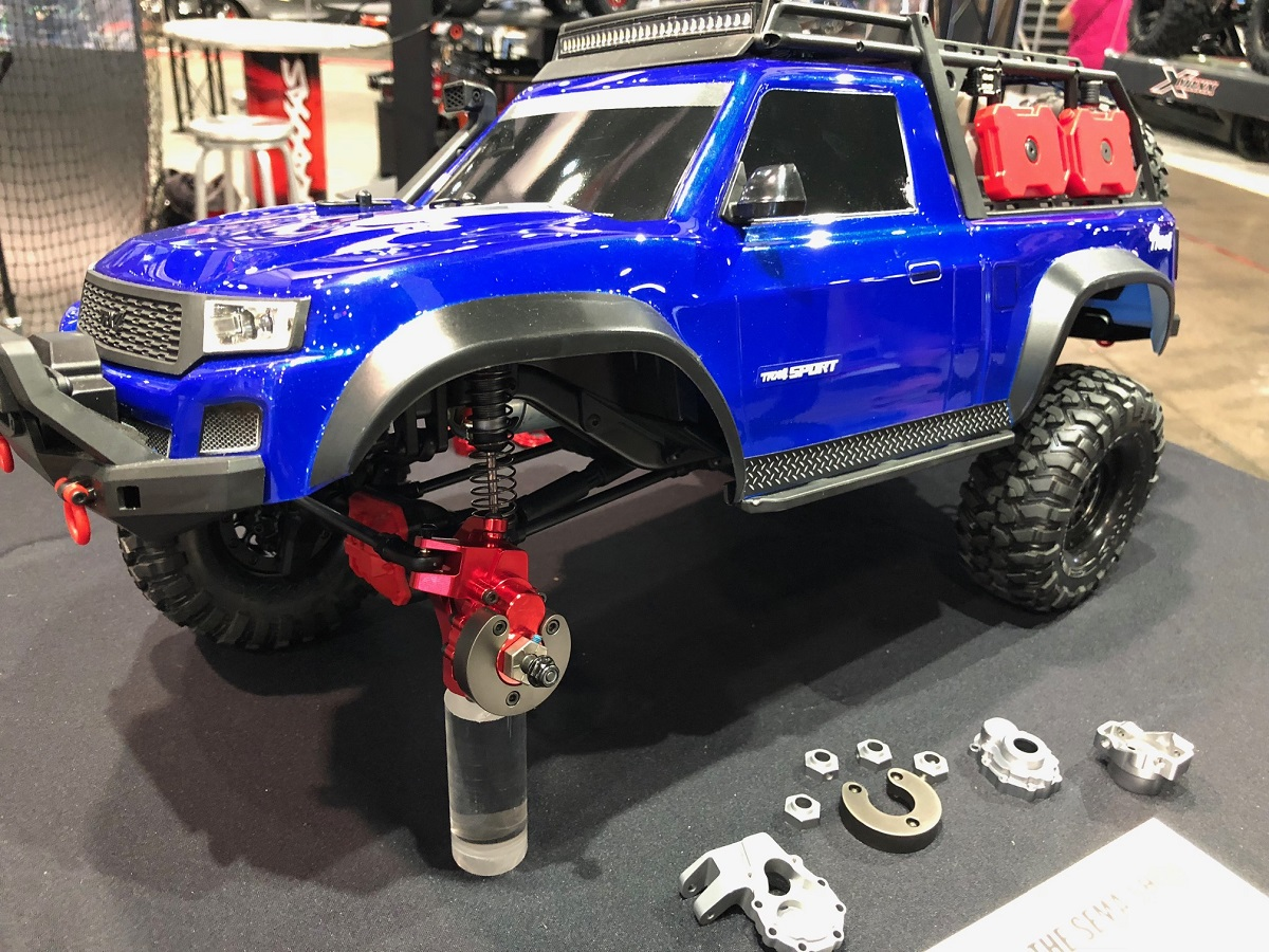TRX-4 performance parts