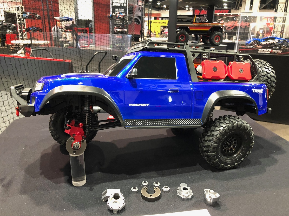 TRX-4 Sport scale accessories