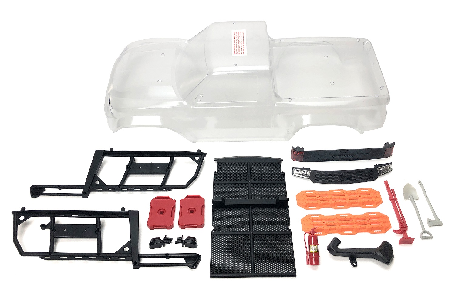 Sport body and accessories