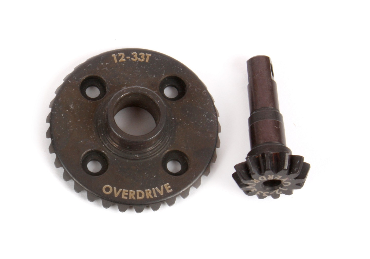 12-33 overdrive gears